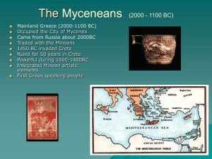 The Myceneans