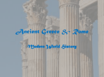 Greek & Roman Empire PPT