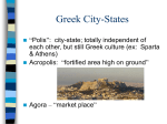 City-State of SPARTA