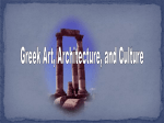 Greek Art and Culture