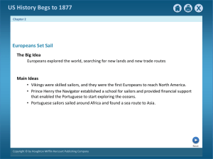 US History Begs to 1877