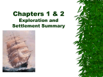 Chapters 1 & 2 Summary