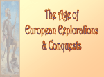 EuropeanExplorationAndColonization
