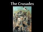 The Crusades Notes