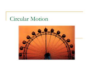 Circular Motion - Cloudfront.net