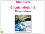 3 5-1 Kinematics of Uniform Circular Motion