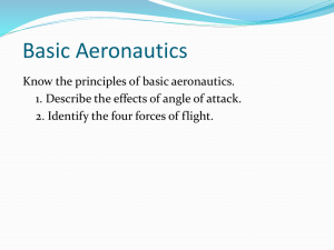Basic Aeronautics