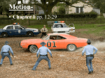 Motion Dukes oHazzard 08t