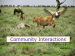 Community Interactions - Welcome to the Home Page for