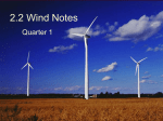 2.2 Wind Notes