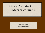 Greek Architecture Influences America`s Architecture