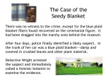 The Seedy Blanket