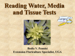 How To Read Water, Soil and Fertility Tests