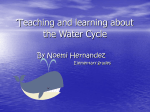 water_cycle - Cal State LA