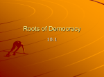 roots of democracy philosophers