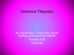 Feminist and Care