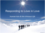 Responding to Love in Love