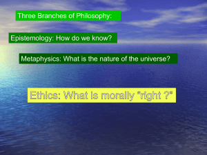 morals and ethics2 - Mountain View