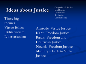 Justice Powerpoint