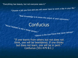 Confucius - asianstudies09