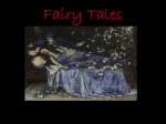 Fairy Tales Terms