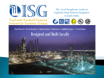 ISG Profile - industrial systems group