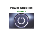 Chapter 8 Power Supplies