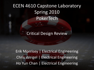 Slide 1 - Department of Electrical, Computer, and Energy Engineering