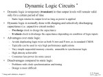 CMOS Technology Logic Circuit Structures