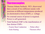 Thermometry - Texas A&M University