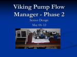 Viking Pump Flow Manager