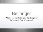 Bellringer - Madison County Schools
