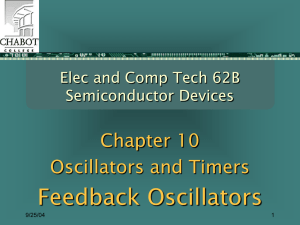 Elec and Comp Tech 62B Semiconductor Devices