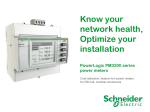 Know your consumption, optimize your installation