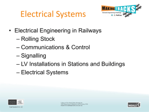Electrical engineering presentation