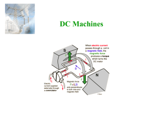 Lecture_DC Machines