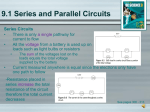 PP-Series and Parrellel circuts