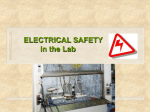 Electrical Safety in the Lab