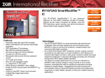 IR11672AS SmartRectifier™ IC