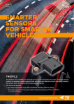 SMARTER SENSORS FOR SMARTER VEHICLES