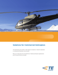 Solutions for Commercial Helicopters