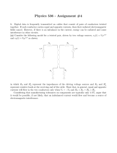 Physics 536 - Assignment #4
