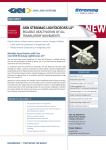 GKN StromaG LiGhtXcroSS LX RELIABLE DEACTIVATION OF ALL TRANSLATORY MOVEMENTS Data sheet