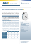 GKN Electric Motor and Generator Technology