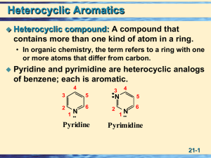 Organic Chemistry - City University of New York