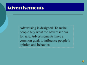 Advertisements - Governors State University