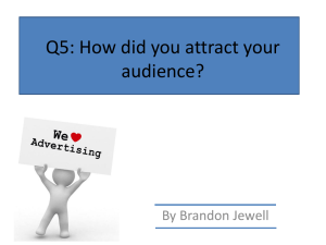 Q5: How did you attract your audience?