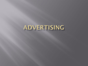 Advertisng