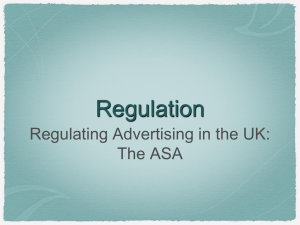 Regulation - JGertzfield