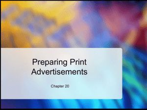 Advertising Powerpoint